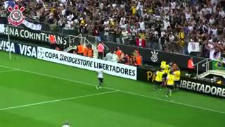 Vídeos SCCP - 14-02-2015 - Gols- Corinthians 2x0 São Paulo -