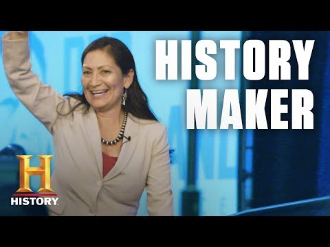 Deb Haaland is One of the First Native American Congresswomen | History