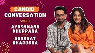 DREAM GIRL | Ayushmann Khurrana and Nushrat Bharucha's EXCLUSIVE interview