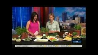 Healing Properties of Herbs (7/20/13 on KARE 11)