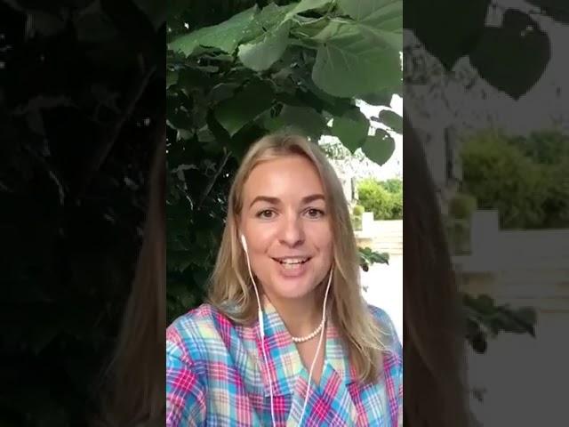 Арина Полях  Отзыв+о тренинге