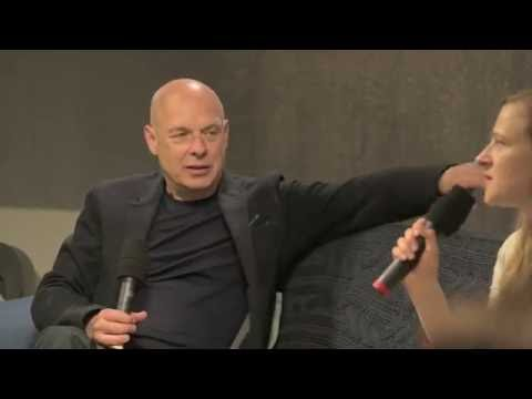 Interview Brian Eno Red Bull Academy New York 2013