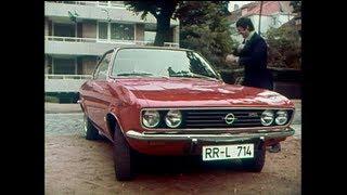 Opel Manta A, 1970-1975