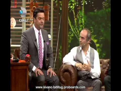 Kıvanç Tatlıtuğ & Kelebeğin Ruyası Team in Beyaz Show ( Part 1 ) - March 15, 2013