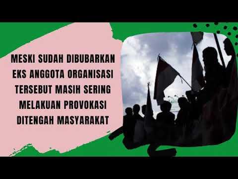 Download Waspadai Provokasi Aktivis Eks FPI dan HTI