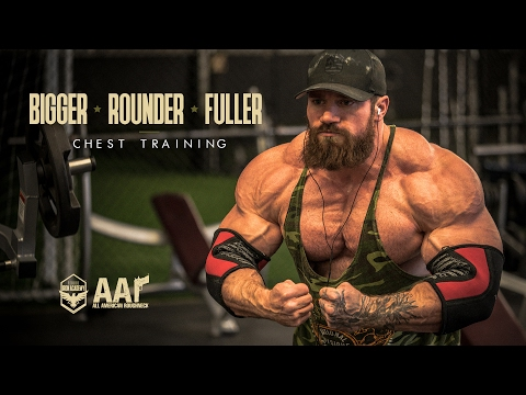 Bigger, Rounder, Fuller - Chest Training