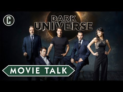 Download Youtube: Dark Universe May Be Dead - Movie Talk