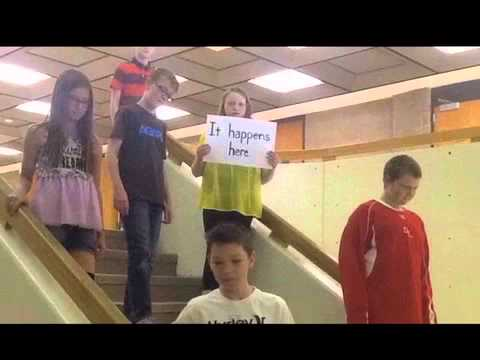 Detroit Lakes Middle School Leadership Group Bullying Video