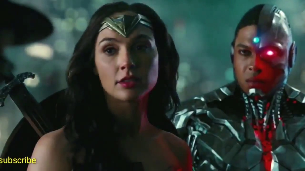 Justice League Hollywood Movie 2017 Hindi Dubbed Injustice