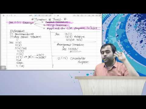 CA FINAL DT Revision Lecture Nov-2017 by CA Bhanwar Borana
