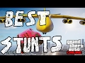 GTA 5 STUNTS MONTAGE