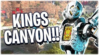 We are RETURNING to Kings Canyon!! (Apex Legends PS4)