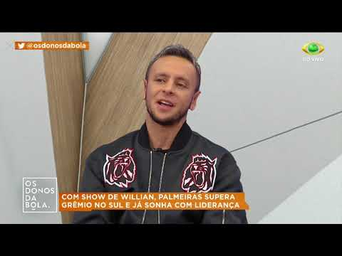 Os Donos Da Bola - 07/06/2018 – Parte 2