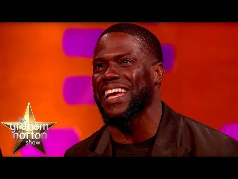 Kevin Hart&39;s Disastrous Trip With His Kids  The Graham Norton Show