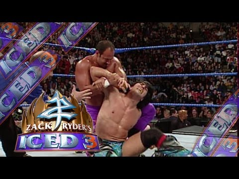 Zack Ryder's Iced 3 - May 2013, Cruiserweight title - P. London vs C. Guerrero 5/05 -  FULL MATCH