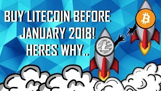 Litecoin WILL EXPLODE in 2018!! | Litecoin Review & Price Prediction 2017-2018