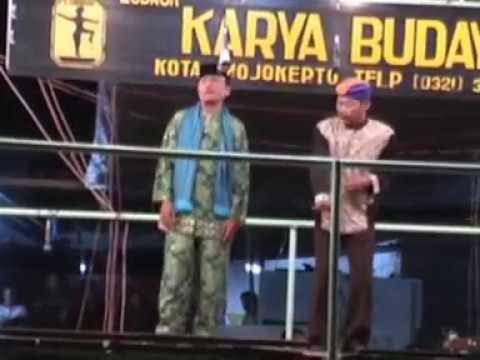 """LAWAK KARYA BUDAYA """" CEKER DUWE GAWE """"  SEDEKAH BUMI LABAN 2009"""