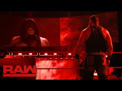 Braun Strowman dismantles Elias: Raw, Dec. 4, 2017