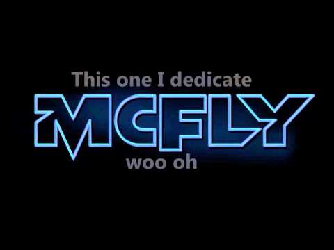 McFly- Bubble Wrap lyrics