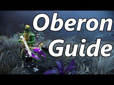 Warframe | Eidolon Hunter #10: Oberon Guide