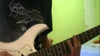 Stratovarius - Forever Free (Guitar Cover By Jorge Caldaré)