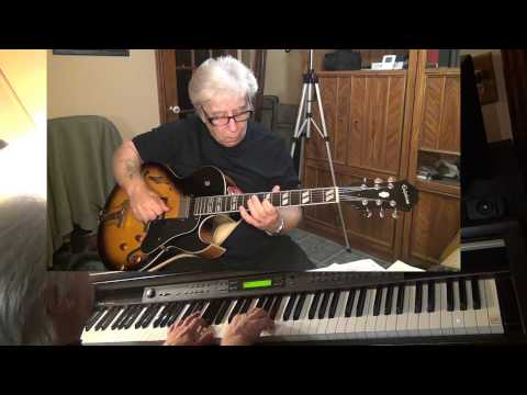 Affirmation  guitar & piano smooth jazz funk   Yvan Jacques