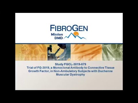 [Webinar] MissionDMD: FibroGen's Anti-Fibrosis Program - May 2016