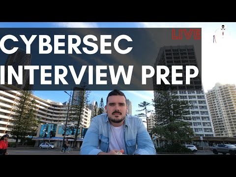 Interview Prep Questions And Answers For Cyber Security Jobs (+Q&A)