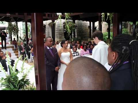 Michael & Marcia Dlamini : Wedding Summary Video