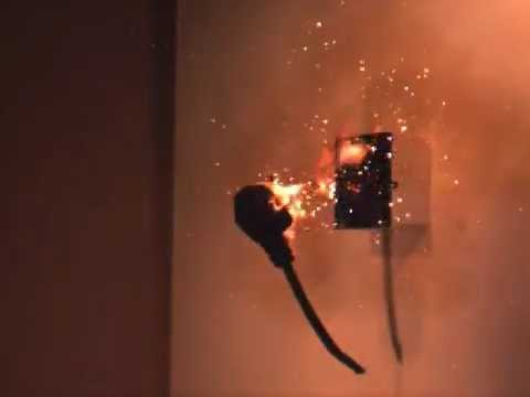 Counterfeit Plug Fuse Exploding - YouTube on power explosion, spring explosion, capacitor explosion,