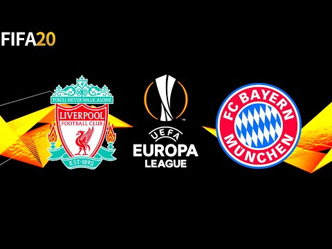FIFA 20 | Liverpool vs Bayern Munchen - Final UEFA Europa League - Full Match & Gameplay