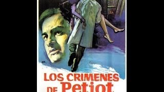 The Crimes of Petiot (1973) Eng subs