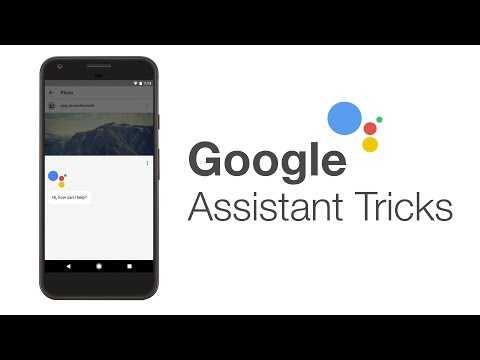 Thumbnail: 10 Cool Google Assistant Tricks You Should Know (2017)