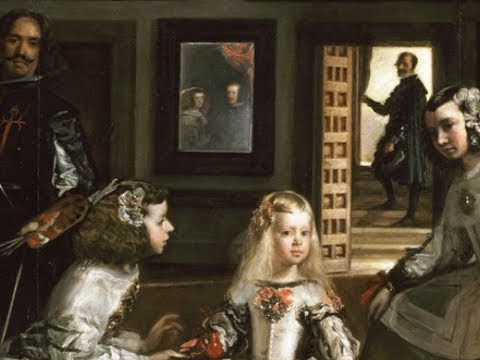 Da Velázquez a Bacon 02 (Curtains and mirrors)