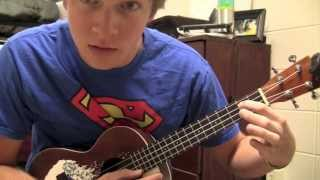 Legend of Zelda-Lost Woods Ukulele Tutorial