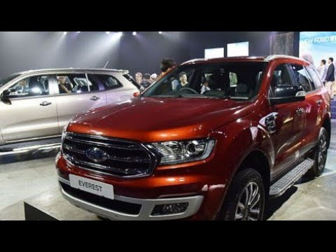 2019 Ford Endeavour Facelift - All You...