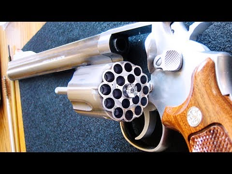 Most POWERFUL Pistols And Handguns In The World!