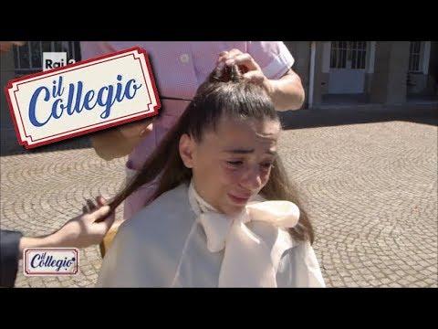 Il taglio dei capelli il collegio 2