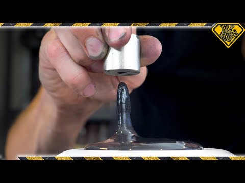 THIS Trick Makes Slime MAGNETIC