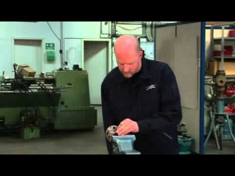 Service and maintenance video: TZ-74