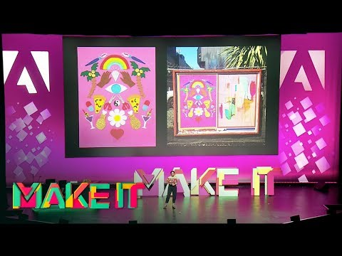 MAKE IT 2017 - Kitiya Palaskas - The defining line between craft and design