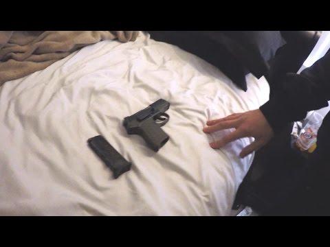 Buying an ILLEGAL GUN vs legal (Social Experiment)