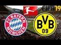 FIFA 19 | FC BAYERN MÜNCHEN vs. BORUSSIA DORTMUND | BUNDESLIGA ◄FCB #48►