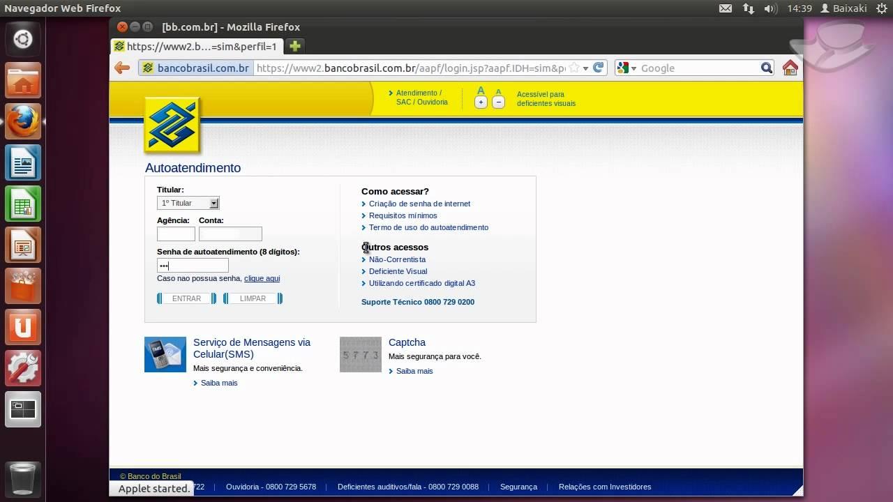 Dicas de Segurança para acessar o banco na internet  Dicas  - Baixaki -  YouTube 8c8ed808a3