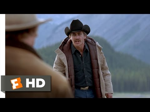 I Wish I Knew How to Quit You  Brokeback Mountain 710 Movie  2005 HD
