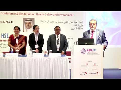 Spyridon Trous, Manager - Medical Services, BAPCO, Kingdom of Bahrain