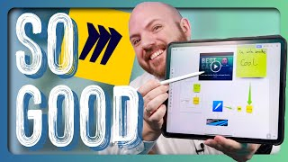 🤩Best iPad Mind Mapping Tool For Apple Pencil 2020 | MIRO App (Formerly RealtimeBoard) screenshot 5