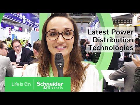 Latest Power Distribution Technologies at European Utility Week 2017