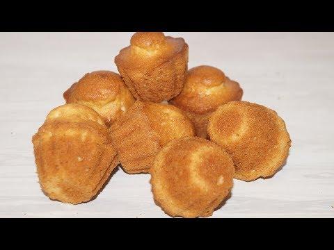 Рецепт очень простых и вкусных кексов.Кекс.