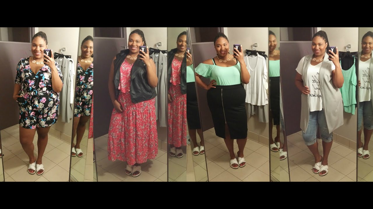 407fb120fed Plus Size Dressing Room